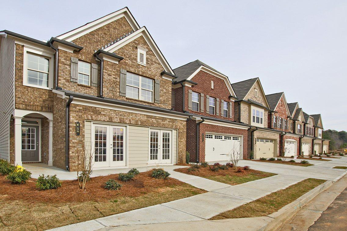 Prime Marietta Ga 30008 New Homes For Sale Home Interior And Landscaping Elinuenasavecom